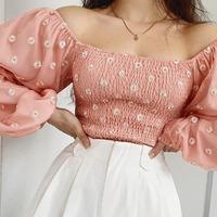 #ottanta #stokrotka #róż #puder #bluzka #odkryteramiona #polishgirl #fashion #moda