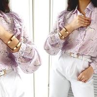 Z kodem: free  Darmowa dostawa przy przedpłacie na konto do 18.04 🤩  #ottanta #fashion #free #outfit #koszula #lilia #fiolet #kwiaty #flowers #shopping