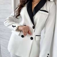 W H I T E 🤍  #komplet #ootd #white #elegantoutfit #whiteandblack #brunette #moda #fashion #ottanta #friday #sklep
