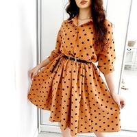 Grochy ♡  #ottanta #piselli #sukienka #oversize #grochy #kropki #wiosna #tużtuż #spring #collection
